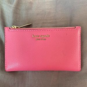 Kate Spade Spencer Small Leather Bifold Wallet